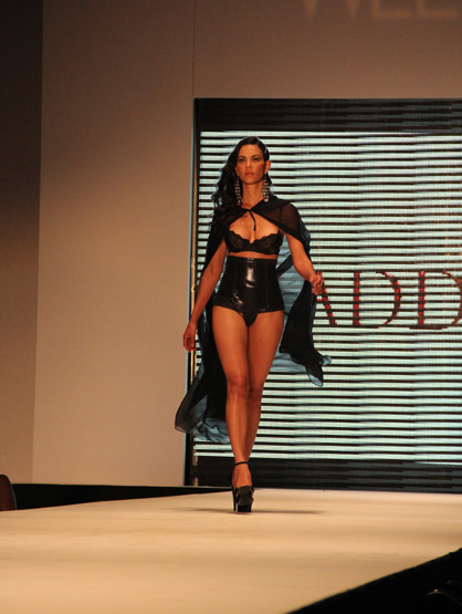 Fashion Show: Maddsexy - Maddsexy Lingerie collection by U.S. Designer Rachelle Gisme