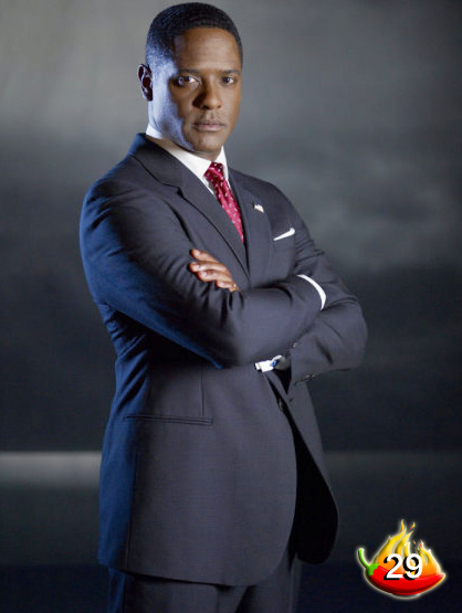 The Sexiest Men on TV - #29: Blair Underwood, the Cuban-American President of the US from