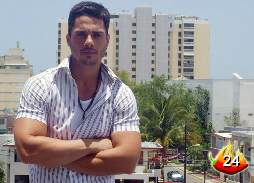 The Sexiest Men on TV - #24: Novela star Jorge Alberti