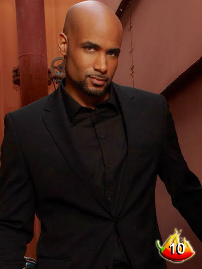 The Sexiest Men on TV - # 10: Boris Kodjoe from