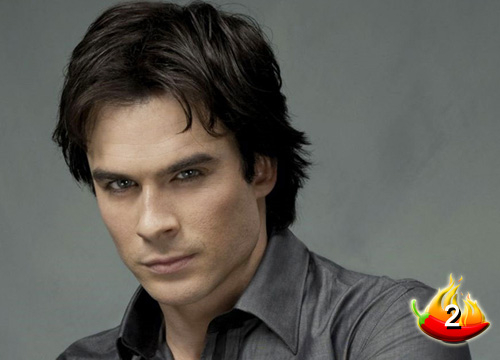 The Sexiest Men on TV - #2: Ian Somerhalder from