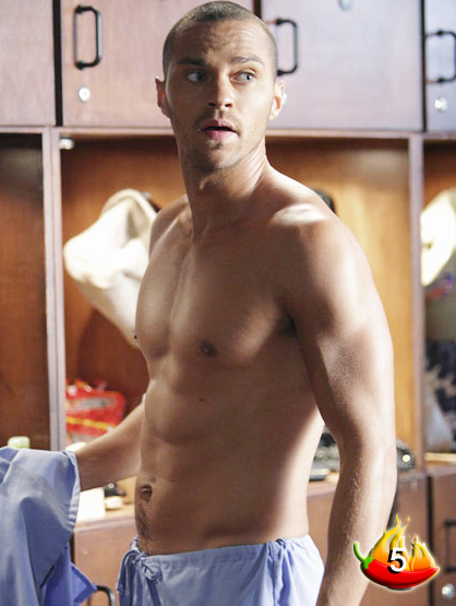 The Sexiest Men on TV - #5: