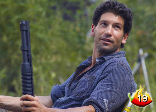 The Sexiest Men on TV - #19: Jon Bernthal, a living, breathing hottie from