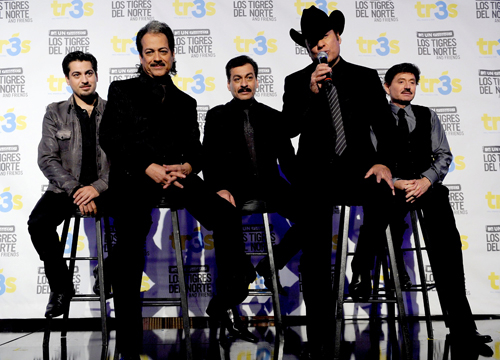 Los Tigres del Norte and Friends Unplugged - Living Legends: Los Tigres del Norte!