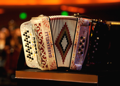 Los Tigres del Norte and Friends Unplugged - The Accordion: A staple for Norteño music.