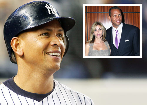 A-list Cheaters - Alex Rodriguez proved to be a big baller in more ways than one throughout his six year marriage to wife Cynthia. While his name was constantly being tied to one petty lady or another (not to mention a Toronto stripper and notorious madam), Mrs. Rodriguez kicked her hubby to the curb after he had a very public fling with Madonna. Strikeout!