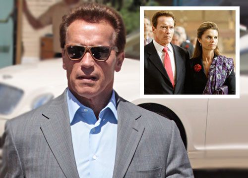A-list Cheaters - Okay, so just about everyone knows that Arnold Schwarzenegger cheated on his wife of 25 years, Maria Schriver, with their housekeeper. This scandalous revelation made us think of all the other cheaters out there in LALA Land. We've named the 20 that first came to mind, including the Governator himself. Who's on your list?