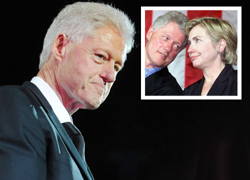A-list Cheaters - Bill Clinton brought cheating to a whole new level during his second term as President of the United States. This head of state almost lost his presidential gig, not to mention his marriage, for fooling around on the job with White House intern Monica Lewinsky. Can't help but wonder how Hillary got over the whole mess. She forgave him and they're still together.
