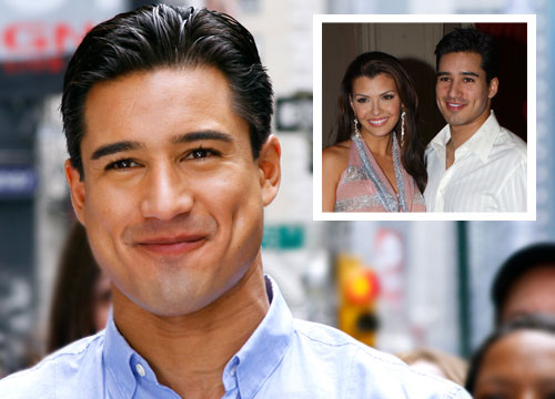 A-list Cheaters - Before our beloved Mario Lopez was <i>Saved by the Baby</i> he was briefly married to former Miss USA Ali Landry. As much as it pains us to say it, Mario's first marriage was annulled after three short weeks due to his roving eye. This Latin lover allegedly cheated on his blushing bride the day before their wedding. He supposedly cheated on her again shortly after. Oh well, we still love him!