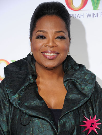 Forbes Top 25 Celebrities - Media Mogul Oprah Winfrey became famous after her television show The Oprah Winfrey Show aired in 1986. Currently she is saying goodbye to The Oprah Winfrey Show and focusing on her own cable station, OWN. Earnings: $290 mil