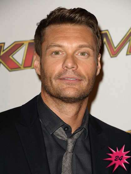 Forbes Top 25 Celebrities - Television host Ryan Seacrest became famous while hosting the television series American Idol in 2002. Currently he is still hosting American Idol and produces several hit television shows on E!. Earnings: $61 mil