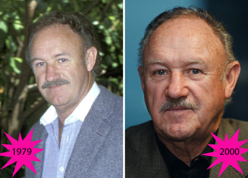 Stars Who Have Barely Aged - Gene Hackman