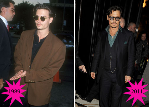Stars Who Have Barely Aged - Johnny Depp