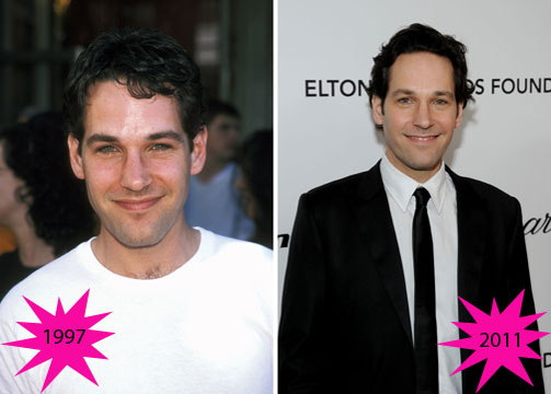 Stars Who Have Barely Aged - Paul Rudd