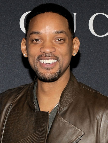 Hottest Celebrity Dads - Will Smith - has a daughter tributed to him and a son tributed to his wife.