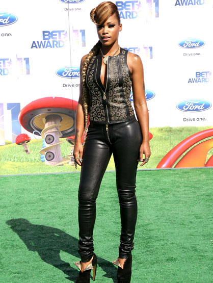 The Fashion at the BET Awards - Eve
