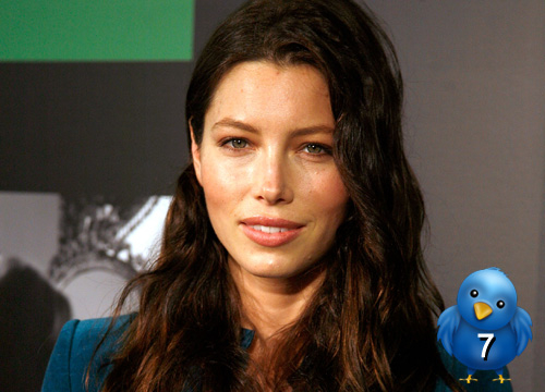 The 10 Dumbest Celebrity Tweets - Jessica Biel -