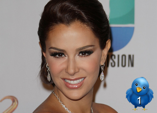 The 10 Dumbest Celebrity Tweets - Ninel Conde:
