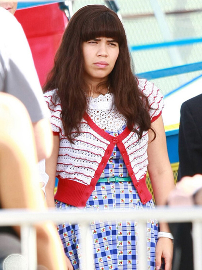 Patriotic Celebrities - America Ferrera