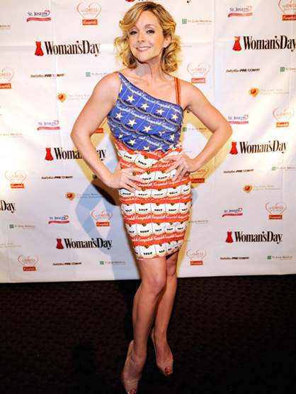 Patriotic Celebrities - Jane Krakowski