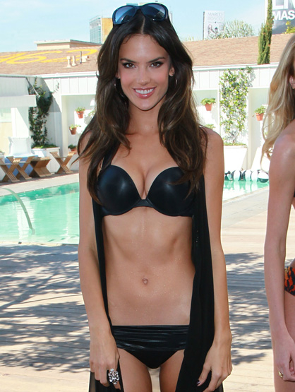 Summer Beach Bods - Alessandra Ambrosio