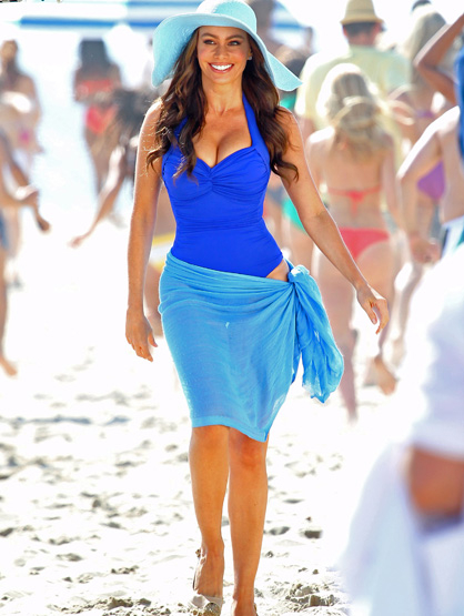 Summer Beach Bods - Sofia Vergara