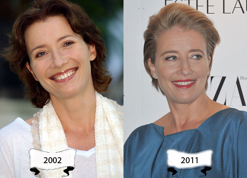 Harry Potter Through the Years - Emma Thompson plays Professor Sybil Trelawney