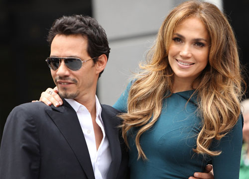 J.Lo and Marc: Through the Years - Our favorite couple at the Simon Fuller Hollywood Walk Of Fame Induction Ceremony