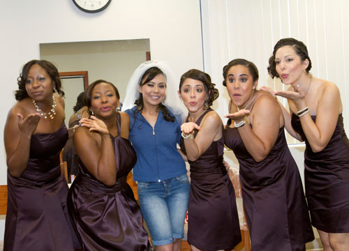 Quiero Mi Boda Season 3: Jessyca & Osaze - Jess and the Bridesmaids.