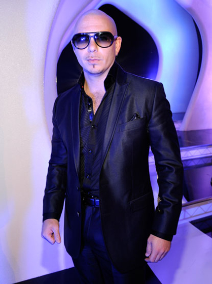 Fashion Report: Best and worst dressed men at the 2011 VMAs - VMA performer Pitbull was the epitome of a GQ gentleman in all black everything. Hot!!!