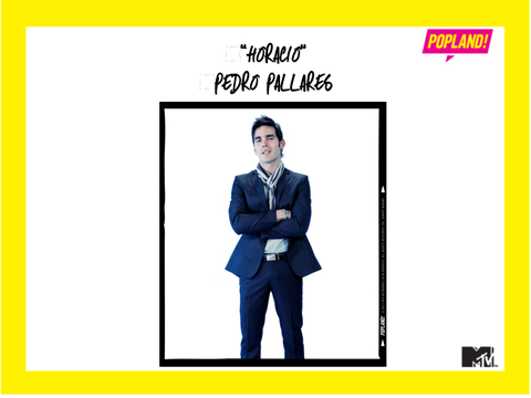 Welcome to Popland! - Pedro Pallares as