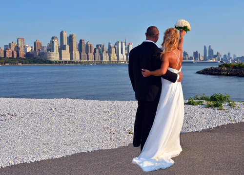 Quiero Mi Boda Season 3: Nancy and Bill - Beautiful view!