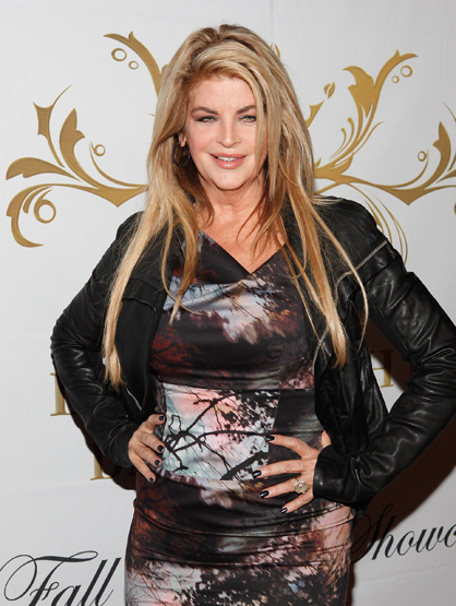 Celebrity Birthdays: January - January 12. Kirstie Alley: Best known for her role on Cheers and her weight loss ups and downs.