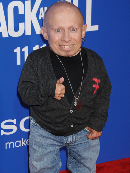 "Celebrity Birthdays: January - January 1: Verne Troyer: Best known as ""Mini Me"" in the ""Austin Powers"" movies."