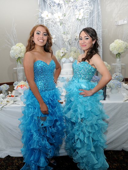 Quiero Mis Quinces | Season 7: Brigitte and Brishell - Iced out twins.