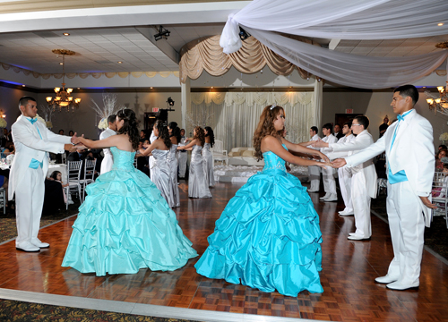 Quiero Mis Quinces | Season 7: Brigitte and Brishell - Our court dance.