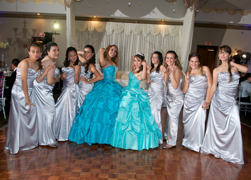 Quiero Mis Quinces | Season 7: Brigitte and Brishell - Our rocking damas.