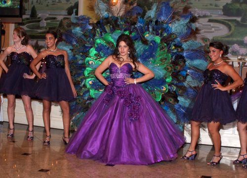 Quiero Mis Quinces | Season 7: Joselin - My Peacock Grand Entrance.