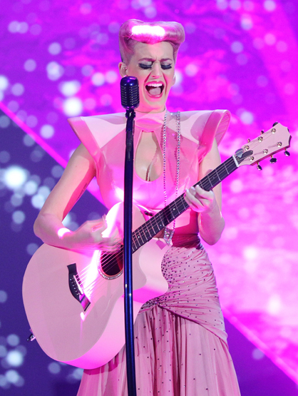 Stars Going On Tour in 2012 - Katy Perry: Will you be seeing the former Mrs. Brand on tour?