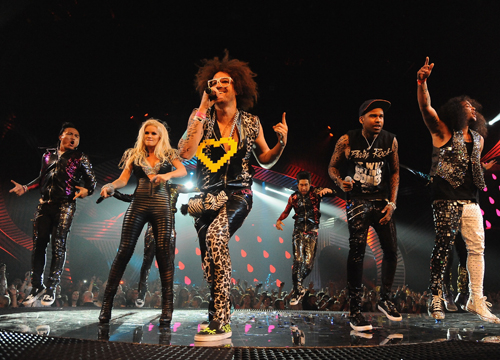 Stars Going On Tour in 2012 - LMFAO: Will you be seeing the 