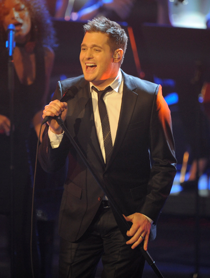 Stars Going On Tour in 2012 - Michael Buble: The