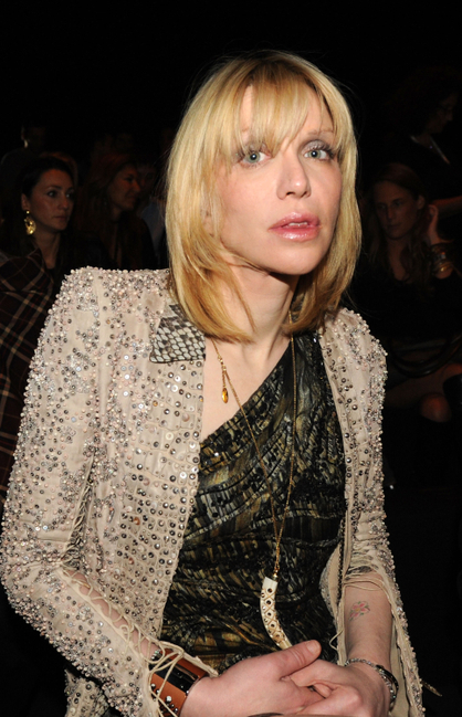 Celebrity Troublemakers - Courtney Love: Stay FAR away from Twitter, Courtney.