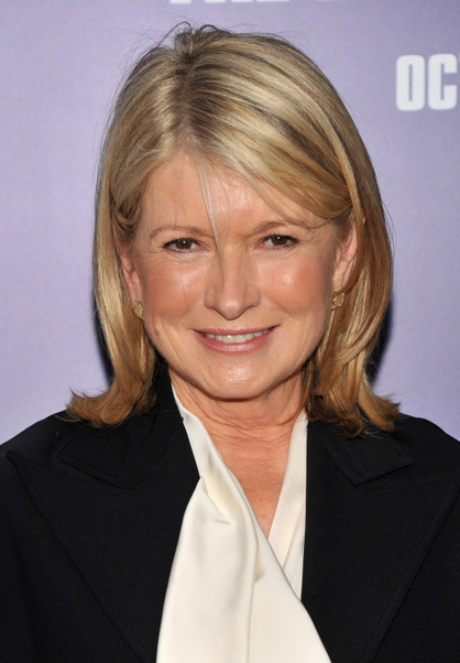 Celebrity Troublemakers - Martha Stewart: There are some places in the world where she is ONLY known as a criminal, not a homemaker.