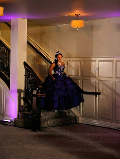 Quiero Mis Quinces | Season 7: Ashley - My big entrance.