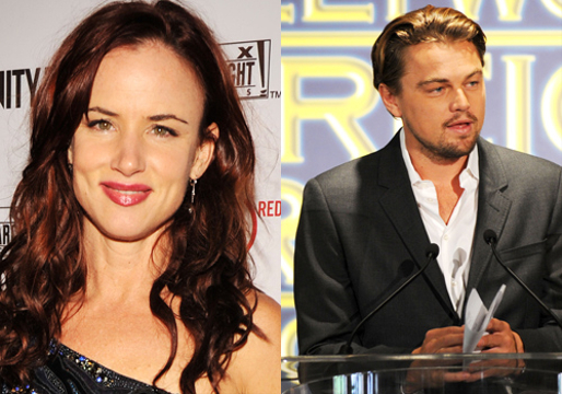 "Hollywood's Weird Relationships - Juliette Lewis and Leonardo DiCaprio (not just co-stars in ""What's Eating Gilbert Grape"")"