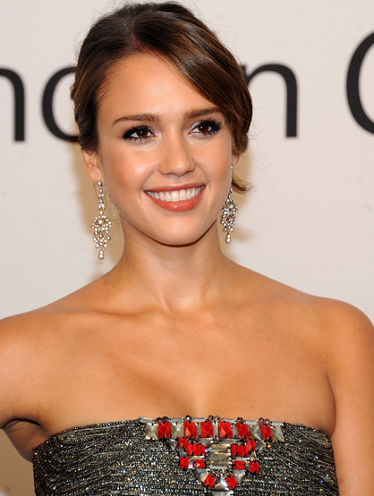 Celebs On the Cover of Playboy - Jessica Alba ws surprised to learn she was on the cover of Playboy, a photo from her film