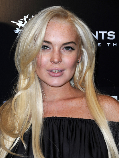 Celebs On the Cover of Playboy - Lindsay Lohan has said yes to posing soon for 1 million dollars, she said in 2005 that she would never pose nude.
