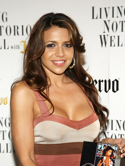 Celebs On the Cover of Playboy - Vida Guerra (July 2006)