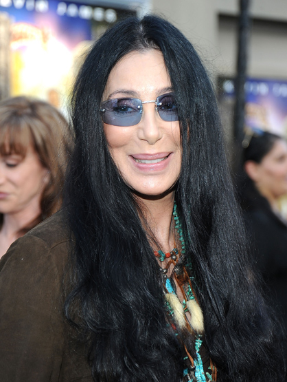 Stars Who Wore Braces - Cher (as an adult): an American recording artist, television personality, actress, director, record producer and philanthropist. Known for being part of the duo Sonny and Cher.
