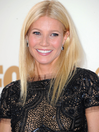 Stars Who Wore Braces - Gwyneth Paltrow: An American actress and singer. Known for Shakespeare in Love and the Iron Man movies.